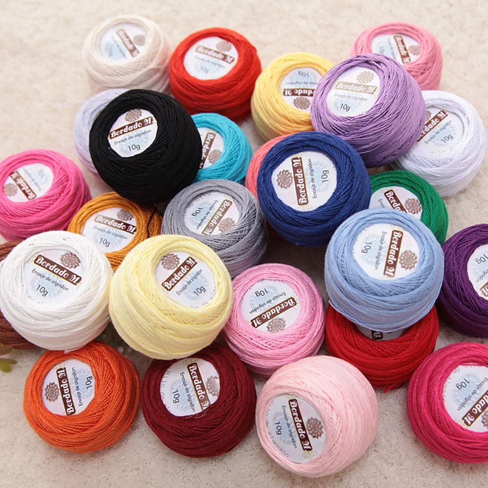 10g/pc 75meters/roller Lace Woolen Yarn Knitting Wool for Bag Handbag DIY Sewing