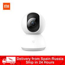 Xiaomi Mijia Smart IP Camera Volledige 1080P HD 360 Hoek Video CCTV WiFi Nachtzicht Draadloze Webcam Beveiliging Cam view Babyfoon(China)
