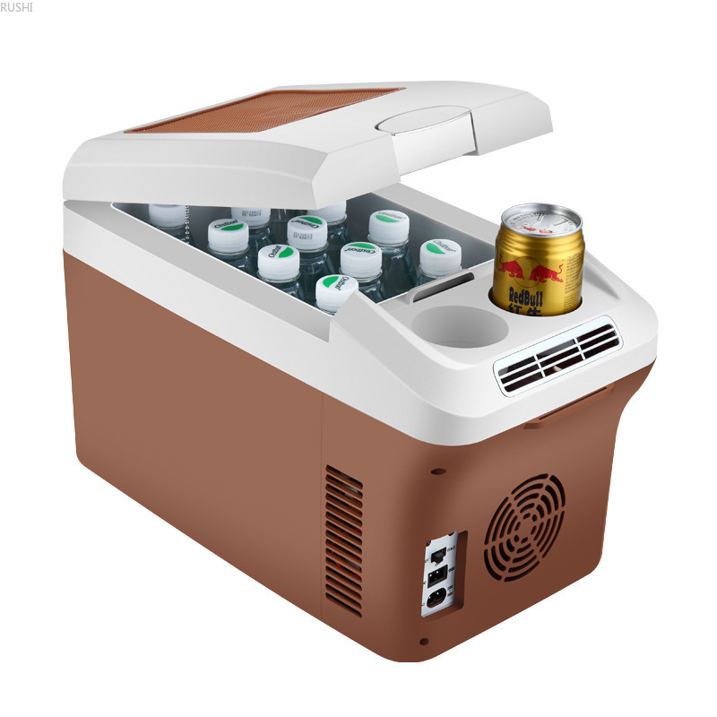Portable Mini Refrigerator For Van Car Home Dual-use  Mini Fridges  Portable Fridge Camping  Cold Storage Refrigerator