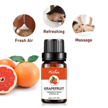 Mishiu 10ML Grapefruit Essential Oil Cleansing Skin Health A