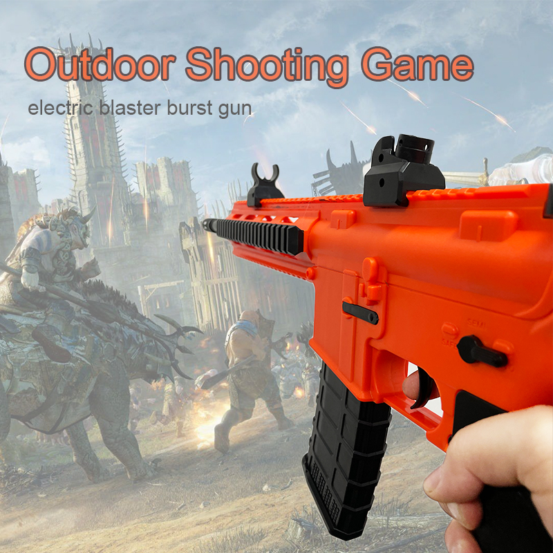 Water Gun M416 Automatic & Manual | Water Bullets Blaster 4