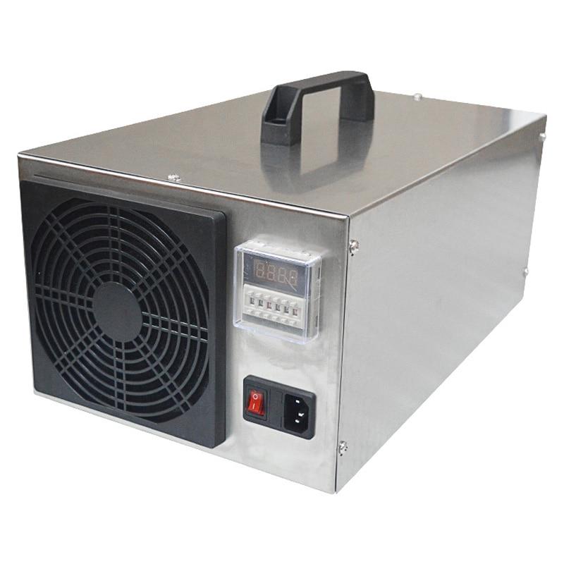 50g Ozone Generator School Air Sterilizer Food Sterilization Farm Environmental Treatment Pigsty Ammonia Removal 220v
