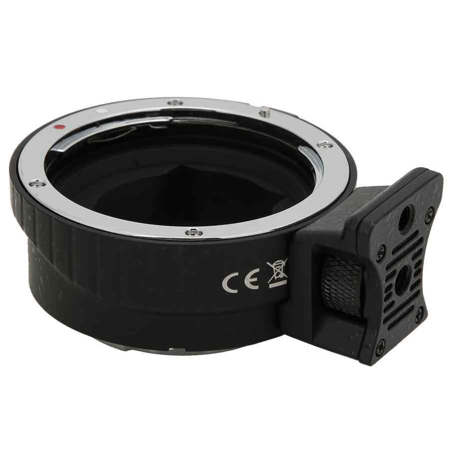 Pour EF-NEX IV adaptateur de caméra anneau pour Canon EF objectif pour Sony NEX A7 A7S A7R A72 monture caméras support d'objectif adaptateur d'objectif