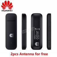 Unlocked Huawei E3372 E3372h 153 ( plus a pair of antenna ) 4G LTE 150Mbps USB Modem 4G LTE USB Dongle E3372h 607 PK E8372h