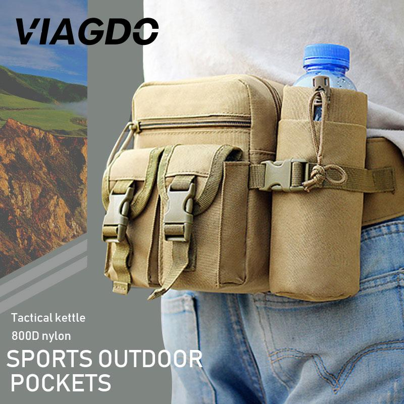 Tactical Bag Men Waist Bag Waterproof Outdoor Military Bag Sac Militaire Hiking Army Bags Bolsa Militar Bolsa Tactica