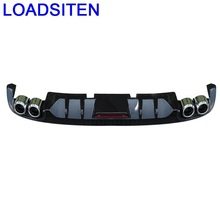 Automovil Modification Protector Parts Decoration Rear Diffuser Front Tuning Lip Car Bumpers 18 FOR Morris Garages MG 6