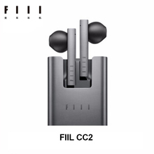 Xiaomi FIIL CC2 Bluetooth Earphone Semi-in-ear Bluetooth 5.2 Earset END Call Noise Cancelling Headset For iphone Android