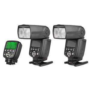 YONGNUO Flash-Speedlite Radio-Master Nikon YN-560 Canon 6d 560iv-2.4g Wireless with Mode