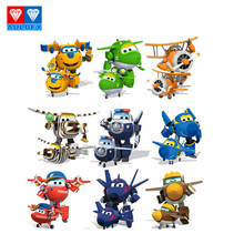 AULDEY Super Wing 15cm ABS Super Deformable Aircraft Robot Wing Deformable Toy Best Gift for Children