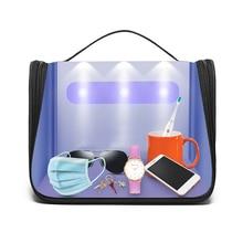 Bottle Sanitize-Bag Disinfection-Container Uv-Light Baby Kids Portable