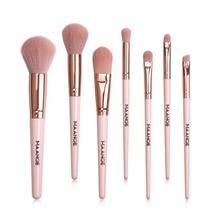 7pcs/lot Makeup Brushes Set Eye Shadow Eyeliner Eyelash Eyebrow For