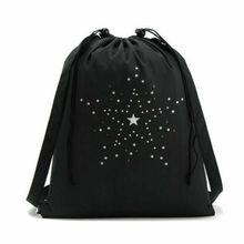Горячая распродажа школьный мальчики девочки дети нейлон шнурок рюкзак тренажерный зал мешок строка сумка Спортивная подпруга для мужчины женщины Kid путешествия