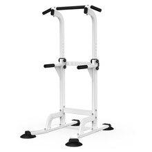 Único e duplo barras horizontais casa equipamentos de fitness interior família multifuncional crescimento pull-ups barra rack xb