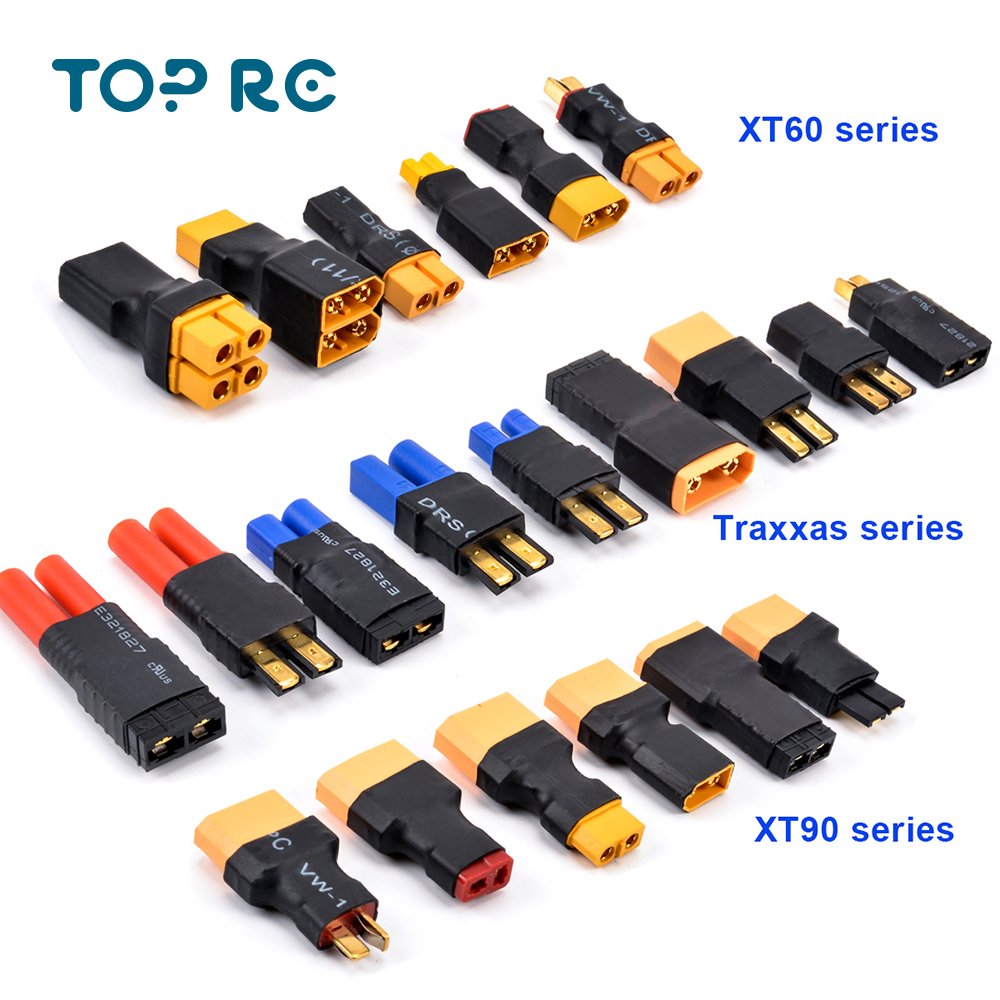Extension Adapter Charger Connector EC 3 to XT 30 XT 60 XT 90
