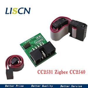Image 3 - Bezprzewodowy moduł Zigbee CC2531 Sniffer moduł analizatora protokołów Packet moduł interfejsu USB moduł przechwytywania Dongle
