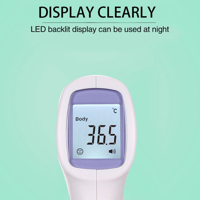 Non-contact thermometer infrared i