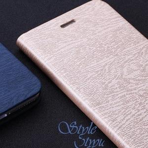 Image 5 - Leather Case For Xiaomi Redmi 3S Redmi 3X Flip Phone Case For Xiaomi Redmi 3 Business Book Case For Xiaomi Redmi 4X Back Cover