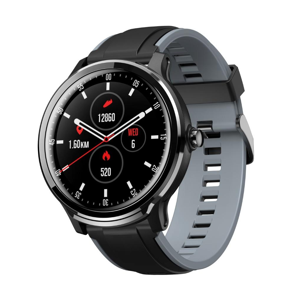 <font><b>Q5</b></font> Heart Rate Blood Pressure Oxygen Smart <font><b>Watch</b></font> Men and Women IP67 Waterproof Sports Pat h Weather Forecast SmartWatch image