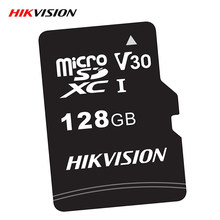 Hikvision TF Card 64GB 128GB Class 10 Waterproof Memory Card 8GB 16GB 32GB Mini Card For Phone Tablet PC Class 10
