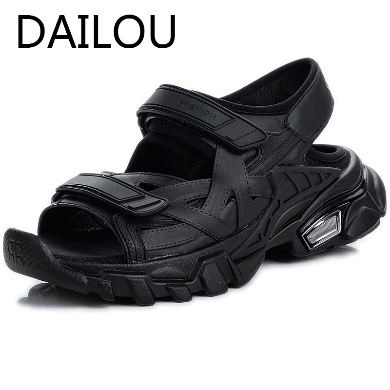 Height Increasing Casual Sandals Gladiator Women Sandals  Summer 2020 Female Shoes Woman Flat Heel Women Sandals Ventilation