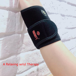 Image 5 - Graphene times Hot Multifunctional Electric Wrist Heating Brace Infrared Wrist Therapy Easy to Use