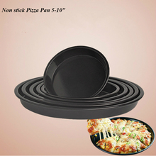 Non Stick Pizza Pan Baking Tray 5-10