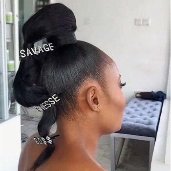 Rhinestone Hair Clip  5