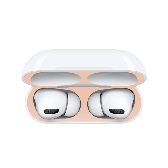 Protective Metal Dust Guard for AirPods Pro 2