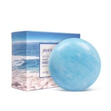 Sea Salt Soap Cleaning Skin Anti-mite Oil-control Firming Moisturizing Handmade For Body Face Care#