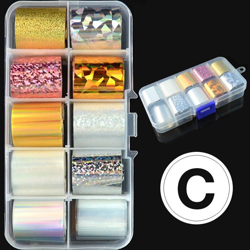 Venalisa Foil Transfer Gel Easy Apply Nail Art Design Manicure Enamel Gel Polish UV LED Gel Nail Polish Lacquer Varnish Foil 5