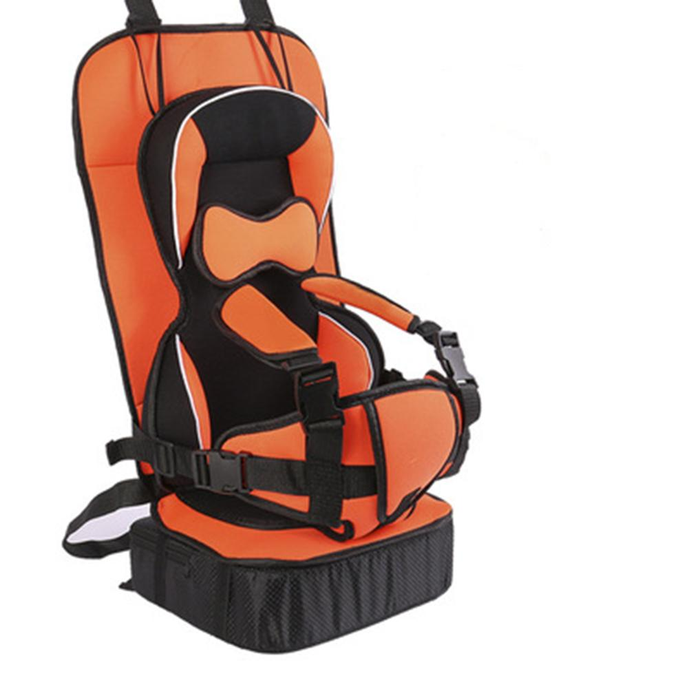 Cotton Child Safety Seat Baby Protective Seat Non-motor Vehicle Child Seat