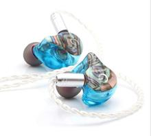 цена на GuideRay GR-i Series DD+BA Hybrid HiFi In-Ear Earphones with 0.78mm Cable GR-i18 /GR-i58/GR-i68 Hi-Res Earphone Earbuds
