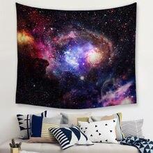 Вселенной Звездных гобелен с изображением неба настенная ткань