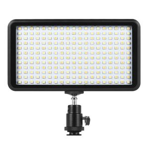 Image 1 - Hot 3C Ultra thin 3200 K/6000 K Dimbare Studio Video Fotografie Led Light Panel Lamp 228 Stuks Kralen Voor Canon nikon Dslr Camera Dv