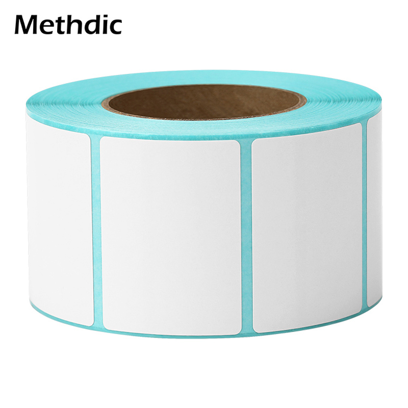 Methdic 5 Rolls Thermal Shipping Labels 40x30mm
