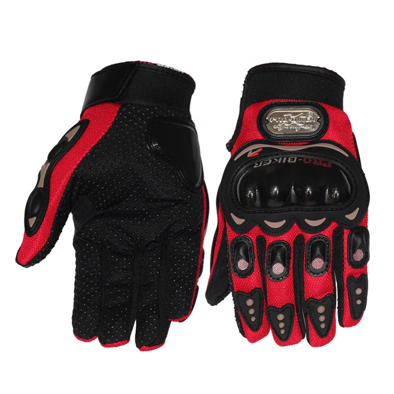 Pro-biker Motorcycle Screen Touch Gloves Full Finger Outdoor Sports Riding Motorbike Gloves Racing Cycling Gloves Newest Sale