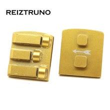 Reiztruno бетонные напольные шлифовальные колодки 3*1/2 pcd