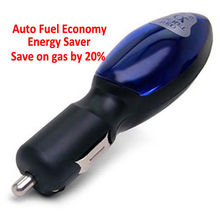 1PCS New Portable Car Fuel Saver for Vehicles Gas Fuel Economizer Save Auto Oil Features