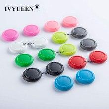 IVYUEEN-Reemplazo de Thumb Stick, tapa de agarre para Nintendo Switch NS Lite, JoyCon, palanca analógica 3D, cubierta de silicona
