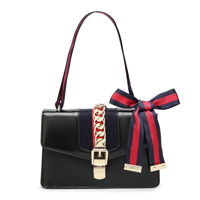 Movie Star Stlye Crossbody Tassen bieden Twee Stijl tas Bandjes EUROPA Fashional Vrouwelijke Bolsa Luxe Lederen Schoudertassen Vrouwen - 1