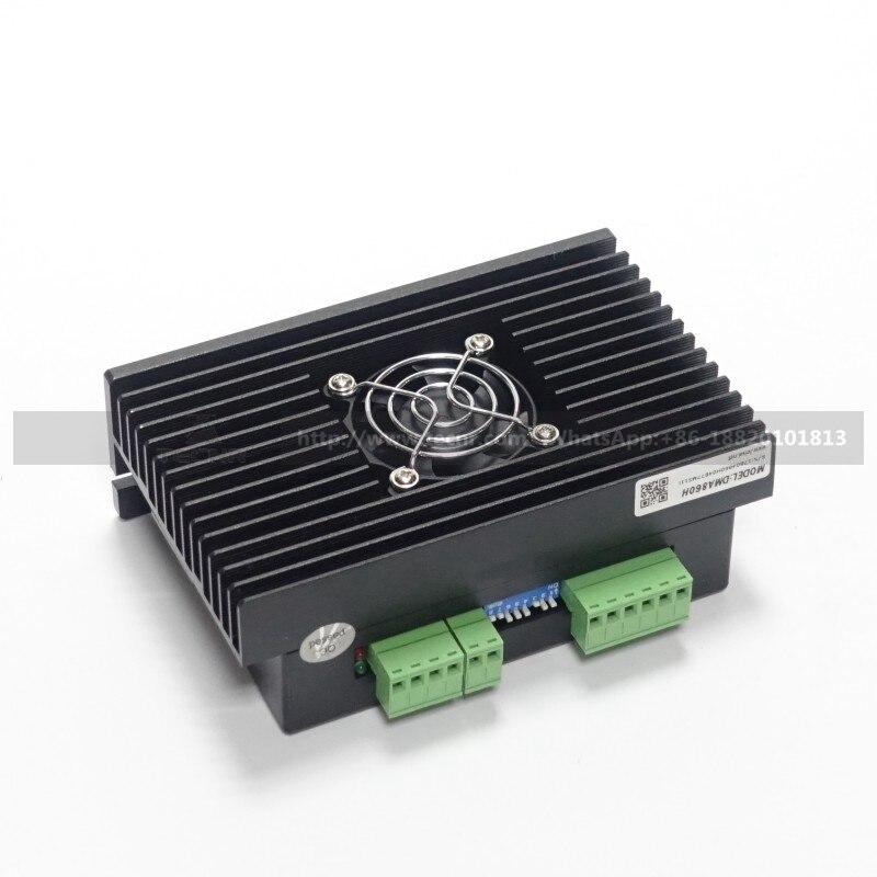 3 piezas Leadshine DMA860H controlador de motor paso a paso DC 24-80V - Piezas para maquinas de carpinteria - foto 3