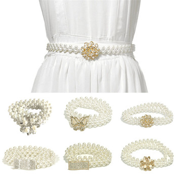 Fashion Rhinestone Decoration Shiny Waistband Women Party Dress Belt Chain new and high quality Chain Belt belts for women