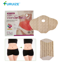 MYMI WONDER PATCH Slimming patch Weight Loss Belly Wing Abdomen Treatment Navel Fat Burn wonder Slim