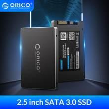 ORICO disque dur à semi-conducteurs 128GB 256GB 512GB 1 to SSD 2.5 pouce SATA SSD 1 to disque à semi-conducteurs interne pour ordinateur portable de bureau