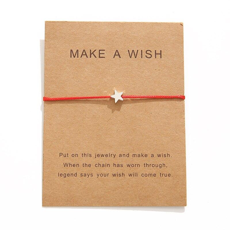 Женский браслет ручной работы IYOE, винтажный браслет золотого и серебряного цвета, крошечная звезда, шарм, подарок на день рождения