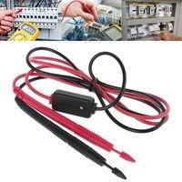 Hohe Spannung Kondensator Entladung Stift mit LED & Summer 0-450V Elektronische Reparatur Werkzeug l29k