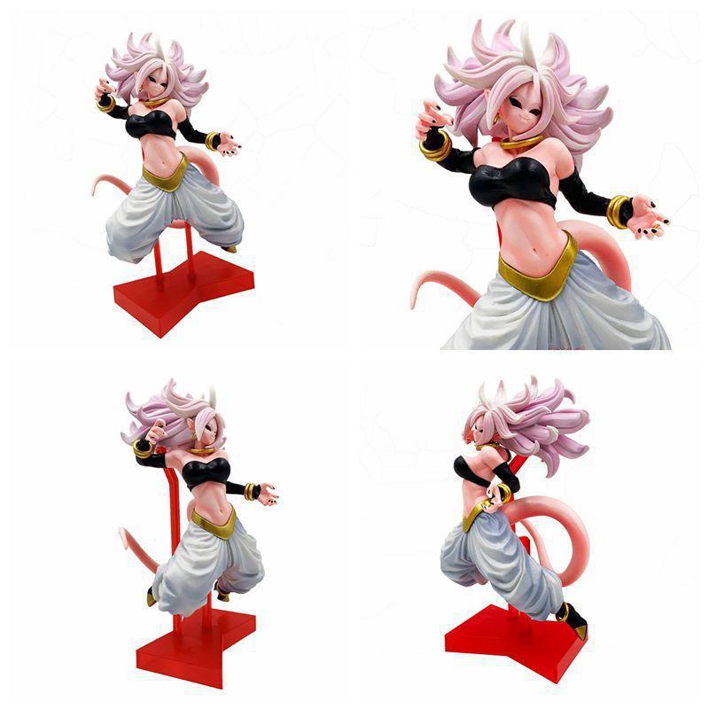Dragonball Dragon Ball Women's Buu Cyborg 21 Limited Edition Garage Kit Decoration