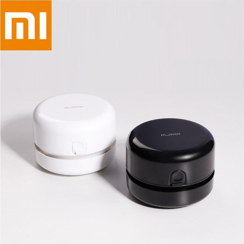 Настольный мини-очиститель Xiaomi NUSIGN, портативный легкий прочный пылесос для школы, класса, офиса
