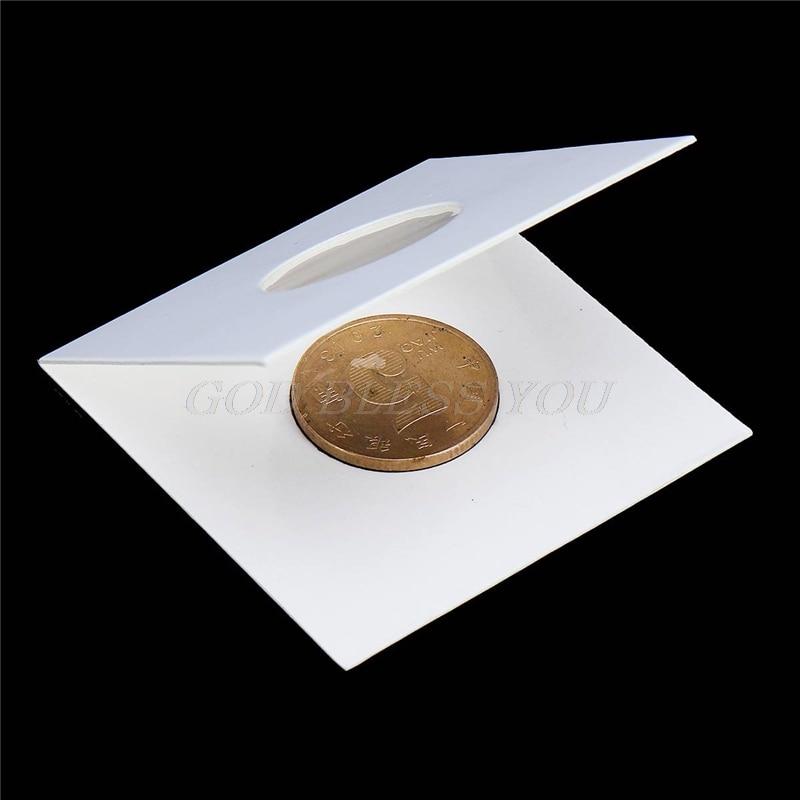 50 шт в наборе, квадратная картонная копилки для монет поставки альбом для монет Марка Маяк копилки чехол для хранения