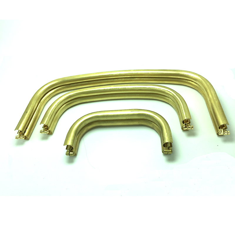 4 PC 4 /6 /8/ 10 Inch Rectangle Bag Purse Frame Screw DIY Part High Quality Bag Hardware Old Gold Brass Bag Hook Hanger